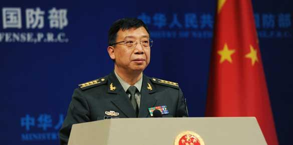 国防部:美方须以实际行动维护两岸关系和平发展