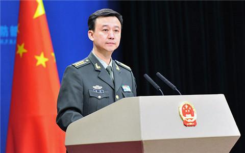 """国防部回应""""武统"""":决不允许台湾从祖国分裂出去.jpg"""