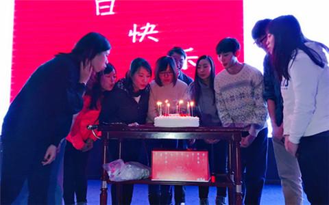 两岸青年一起过生日。(中国台湾网 王亚静 摄)_副本.jpg