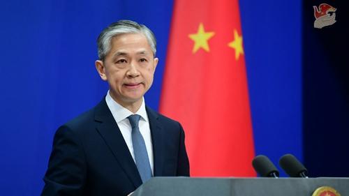 外交部:中方坚决反对任何建交国与台湾进行任何形式的官方交往